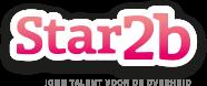 Star2b logo